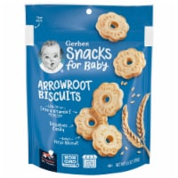 Gerber Crawler Arrowroot Biscuits