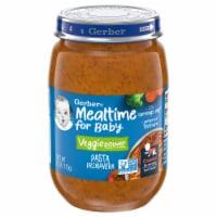 Gerber 3rd Foods Pasta Primavera Baby Food