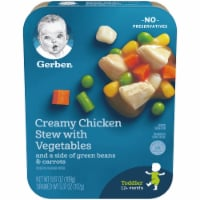 Gerber Creamy Chicken Stew with Vegetables Toddler Meal