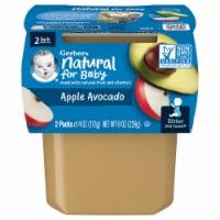 Gerber 2nd Foods Apple Avocado Baby Food