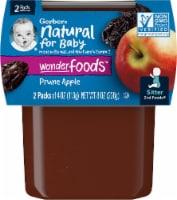 Gerber 2nd Foods Prune Apple Baby Food