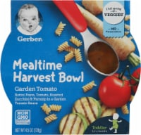 Gerber Garden Tomato Mealtime Harvest Bowl Toddler Food