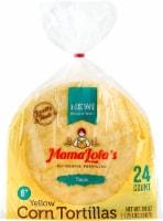 Mama Lola's 6-Inch Taco Yellow Corn Tortillas