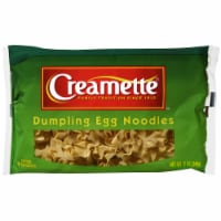 Creamette Dumpling Egg Noodles Pasta