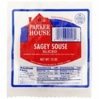 Parker House Sliced Sagey Souse