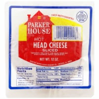 Parker House Sliced Hot Head Cheese