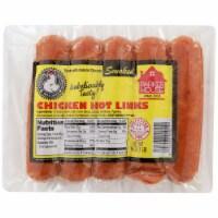 Parker House Chicken Hot Links
