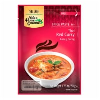 Asian Home Gourmet  Mild Spice Paste for Thai Red Curry