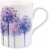Roy Kirkham ER21115 75 mm Alliums Lucy Mugs, Multi Color - Set of 6