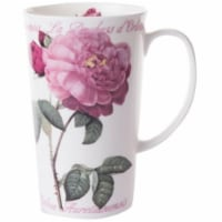 Roy Kirkham ER2404 600 ml Versailles Multi Latte Mugs, Multi Color - Set of 6