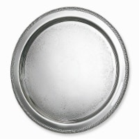 Leeber 82361 12 in. Round Gadroon Tray