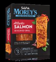 Morey's Seasoned Grill Atlantic Salmon - 8 oz