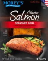 Morey's Seasoned Grill Atlantic Salmon Fillets