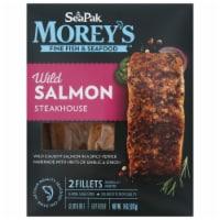 Morey's Wild Salmon Steakhouse Fillets