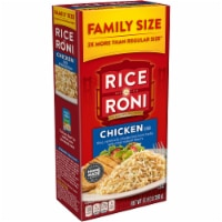 Rice-A-Roni Chicken Flavor Rice Family Size