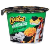 Cheetos Cheesy Jalapeno Cheddar Mac'N Cheese