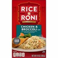 Rice-A-Roni Chicken & Broccoli Flavored Rice