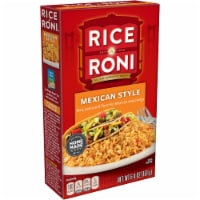 Rice-A-Roni Mexican Style Rice