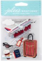 Jolee's Boutique Dimensional Stickers-Taking Off - 1