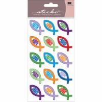 Sticko Stickers-Fish Repeats - 1