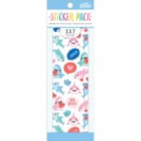 EK Success Sticko Shark Sticker Pack - 1 ct