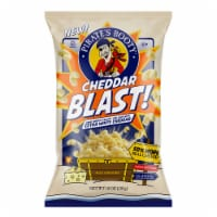 Pirate's Booty Cheddar Blast Rice and Corn Puffs