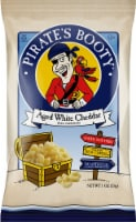 Pirate's Booty Aged White Cheddar Baked Rice & Corn Puffs