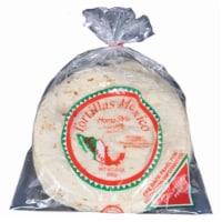 Tortillas Mexico Flour Tortillas - 12 ct / 24 oz