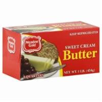 Meadow Gold Sweet Cream Butter Sticks - 16 oz
