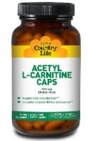 Country Life Acetyl L-Carnitine Capsules