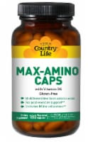 Country Life Max Amino With B6 Caps