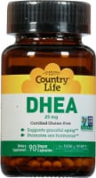 Country Life DHEA Capsules 25 mg