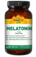 Country Life  Melatonin - 3 mg - 90 Tablets