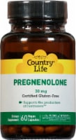 Country Life Pregnenolone Capsules 30 mg