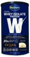 BioChem Whey Isolate Natural Protein
