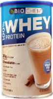 BioChem 100% Chocolate Flavor Whey Protein Isolate Powder