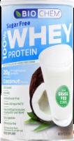 BioChem 100% Whey Coconut Flavor Sugar-Free Protein