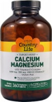 Country Life  Calcium-Magnesium with Vitamin D Complex