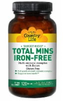 Country Life  Total Mins Iron-Free Multi-Mineral Complex