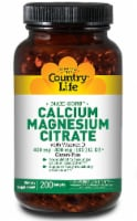 Country Life  Maxi-Sorb™ Calcium Magnesium Citrate with Vitamin D