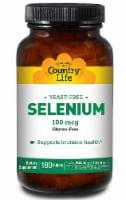 Country Life  Selenium Yeast Free