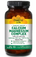 Country Life  Target-Mins™ Calcium Magnesium Complex with Vitamin D3