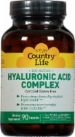 Country Life Bio-Active Hyaluronic Acid Complex Joint Support Capsules