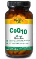 Country Life CoQ10 Capsules 60 mg - 60 ct