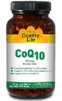 Country Life CoQ10 Vegetarian Softgels 100 mg