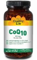 Country Life CoQ10 Vegetarian Softgels 100 mg - 60 ct
