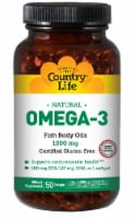 Country Life Omega 3 100