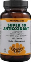 Country Life  Super 10 Antioxidant