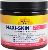 Country Life  MAXI-SKIN™ Vitality with B12   Berry
