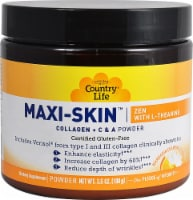 Country Life  MAXI-SKIN™ Zen with L-Theanine   Mandarin Chamomile